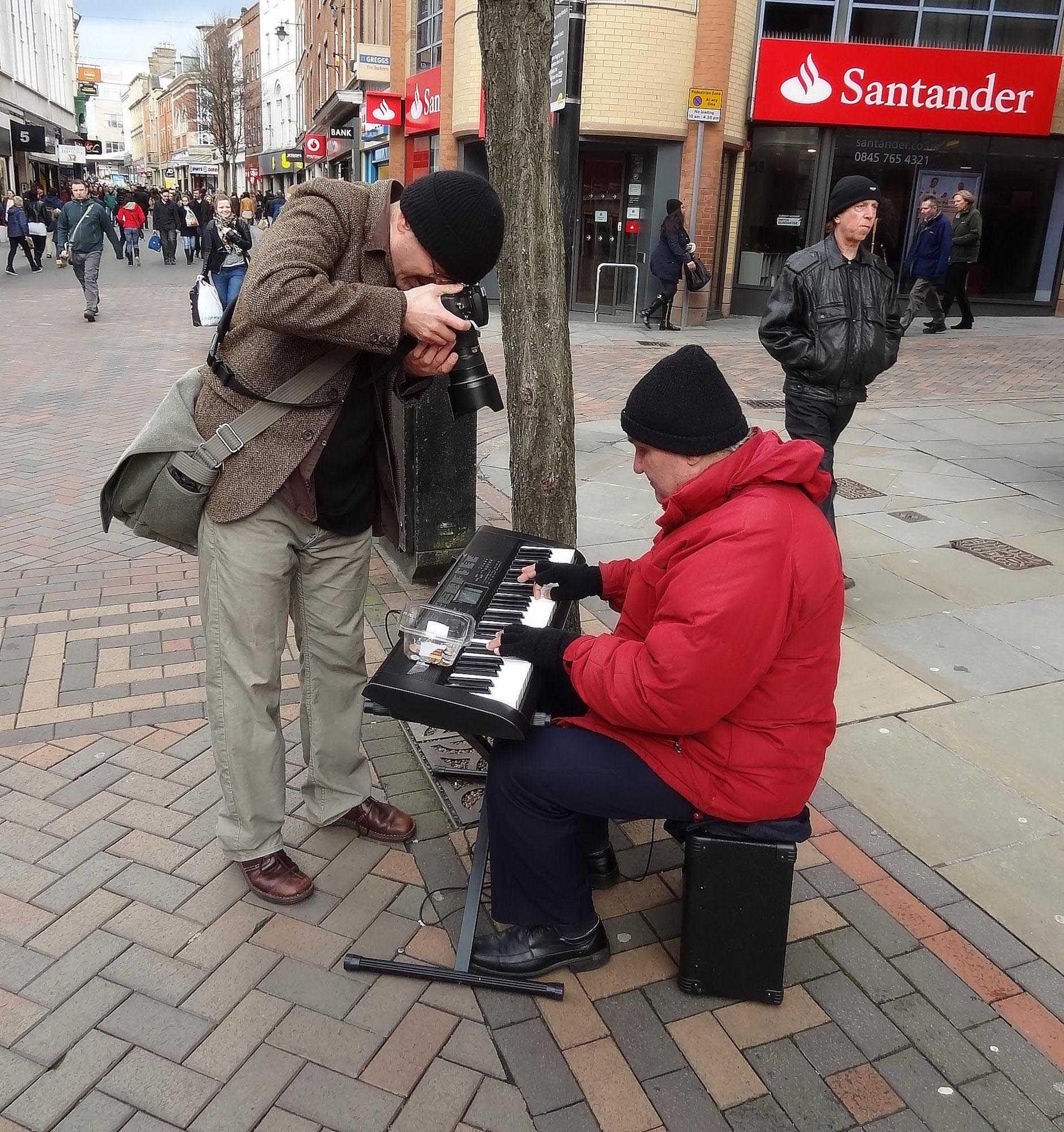 Nottingham, Feb 2014