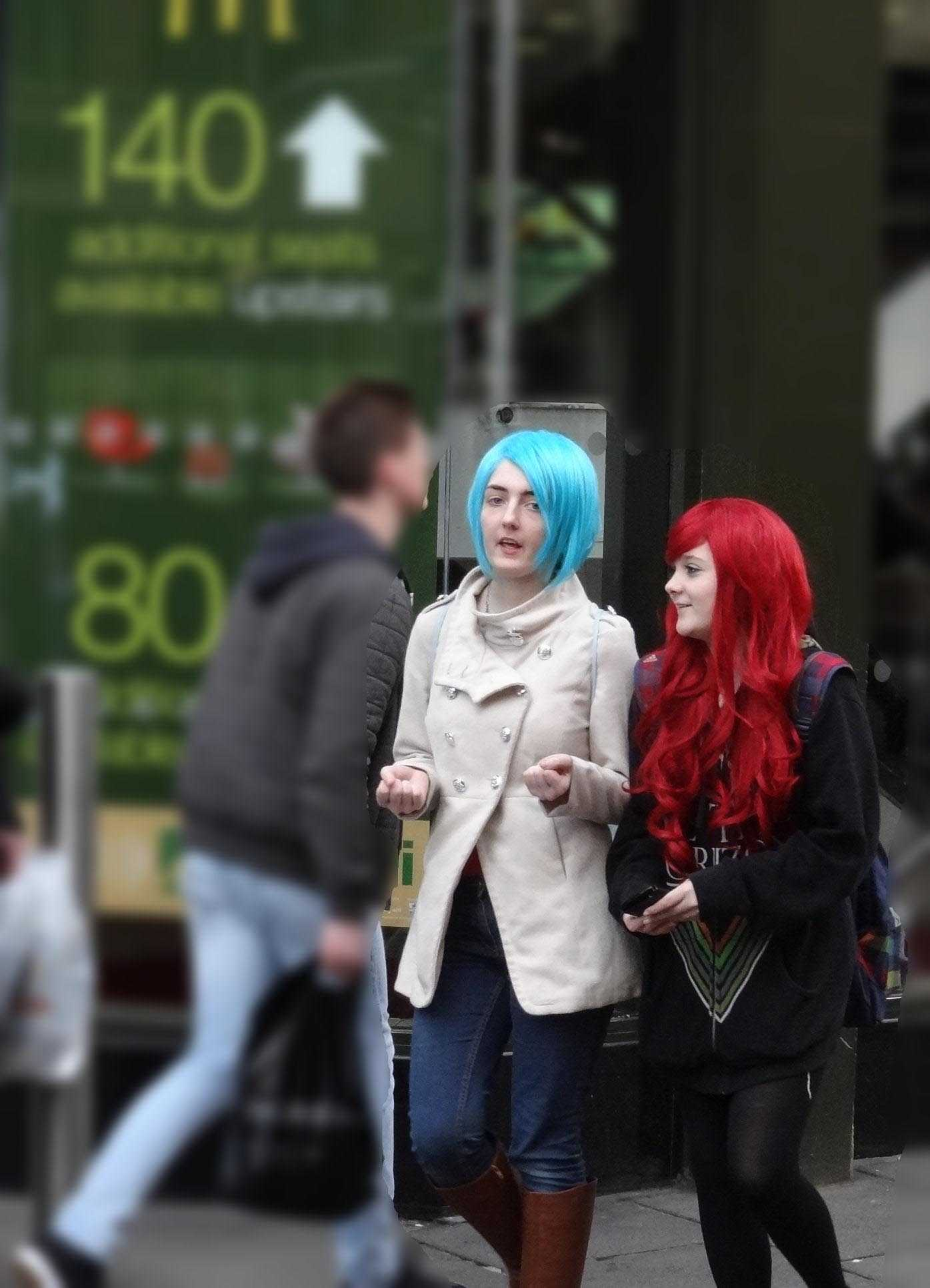 Excellent hair colours :)