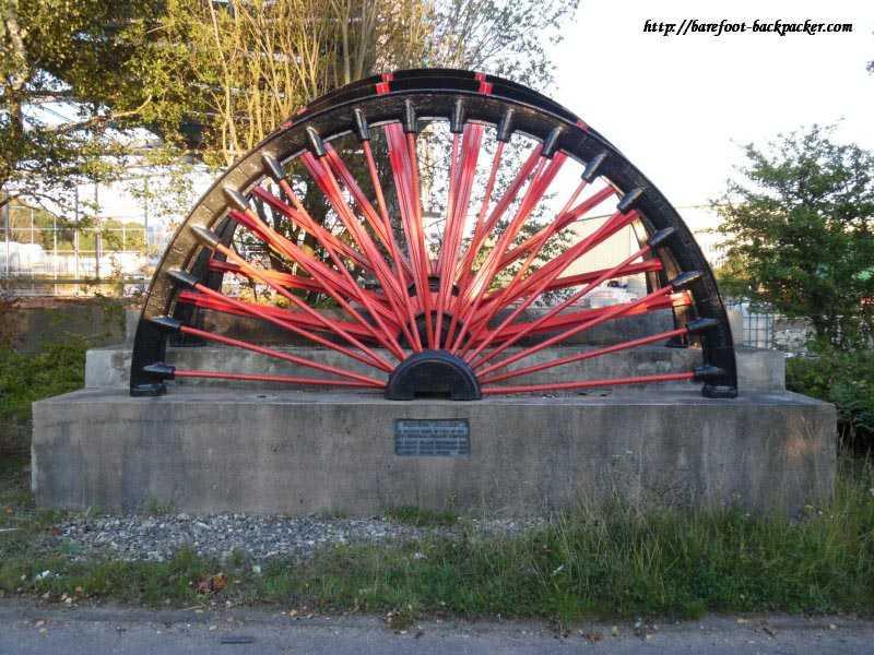 Bentinck Colliery Memorial