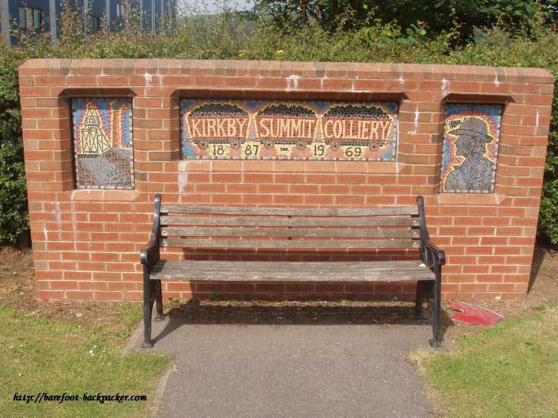 Summit Colliery Memorial