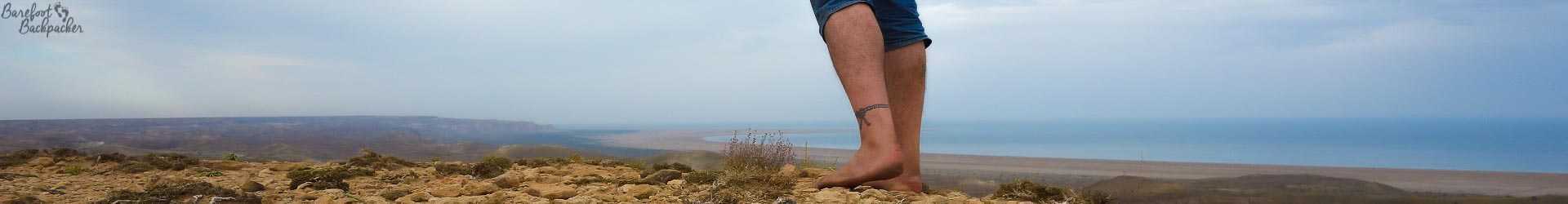 The Barefoot Backpacker