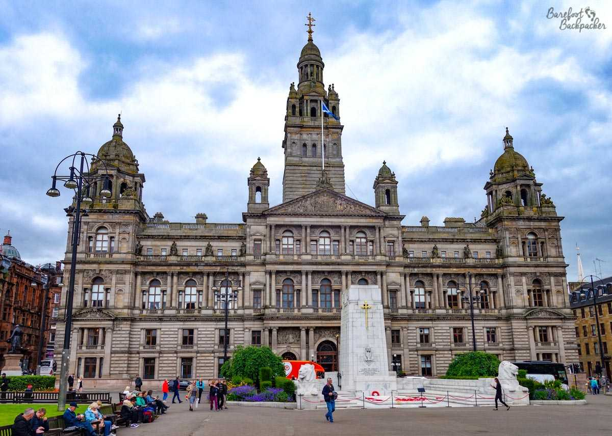 Glasgow - City Chambers