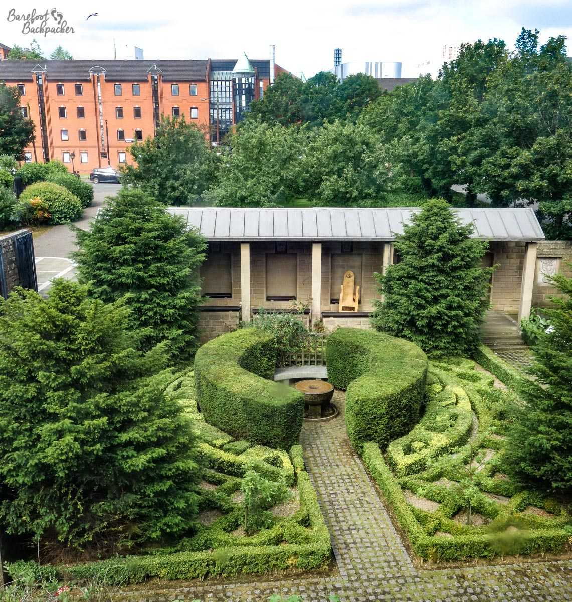 Glasgow - St Nicholas Garden