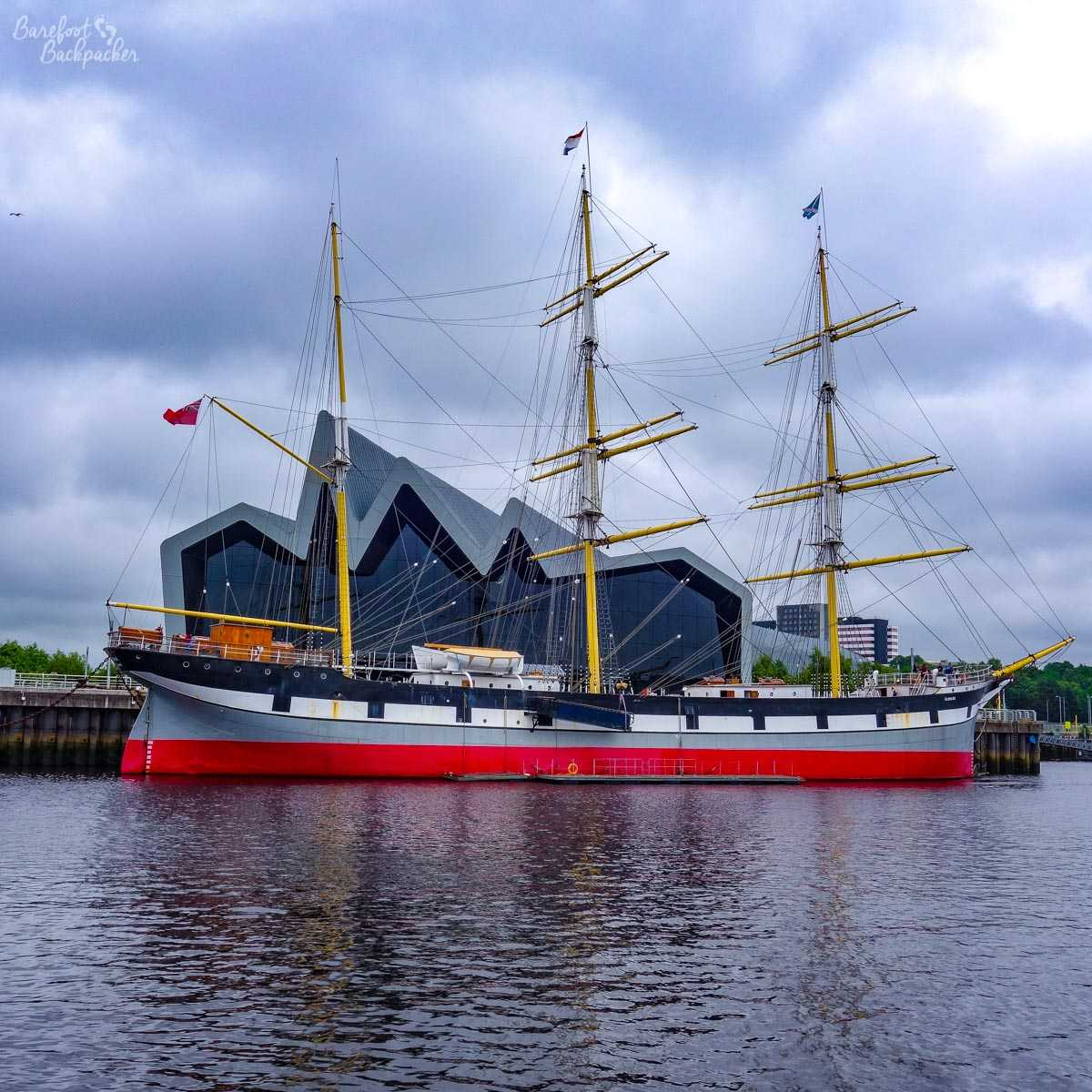 Glasgow - Tall Ship