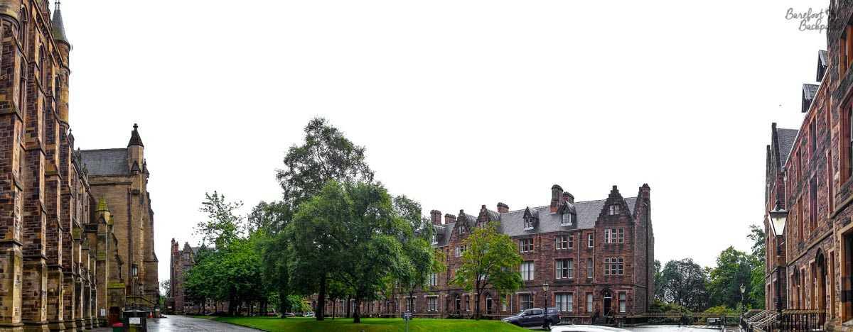 Glasgow - University