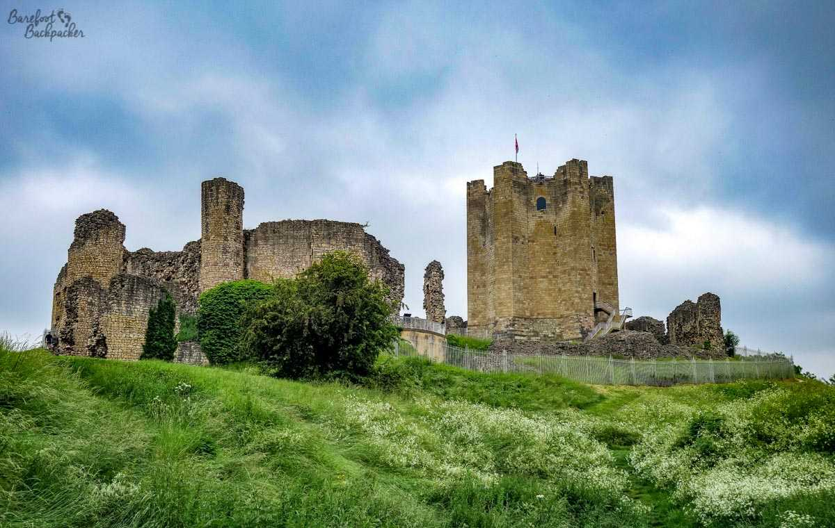 Conisbrough Castle Ruins, Yorkshire
