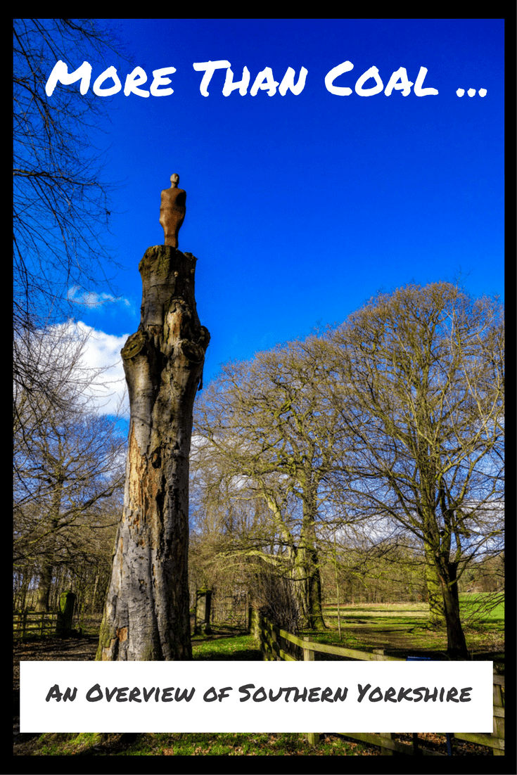 Wakefield Sculpture Park, Yorkshire, Anthony Gormley Statue in situ.