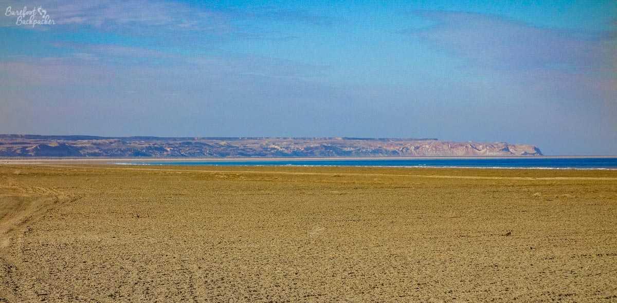 Aral Sea.