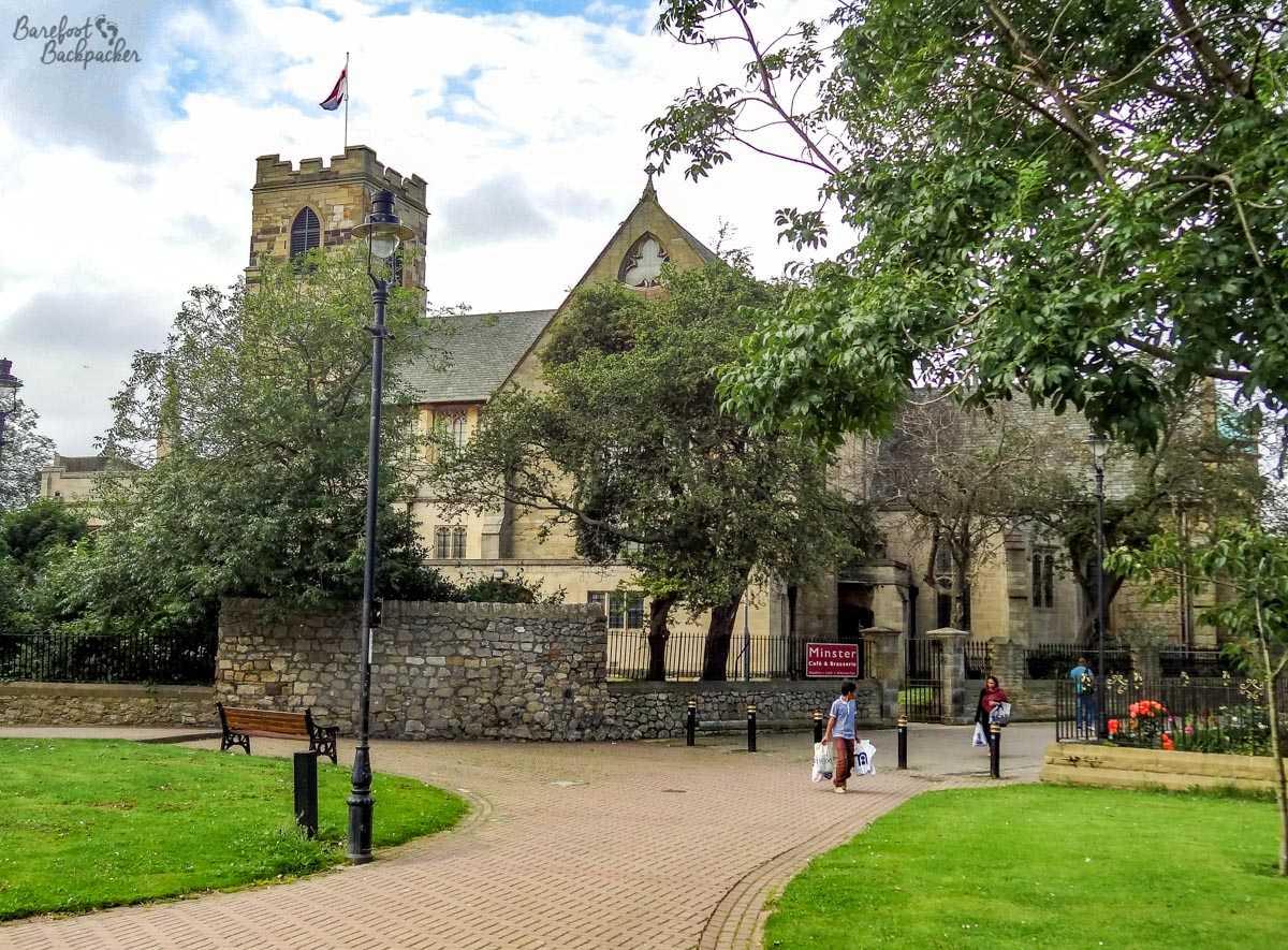 St Michaels & All Saints Church, Sunderland