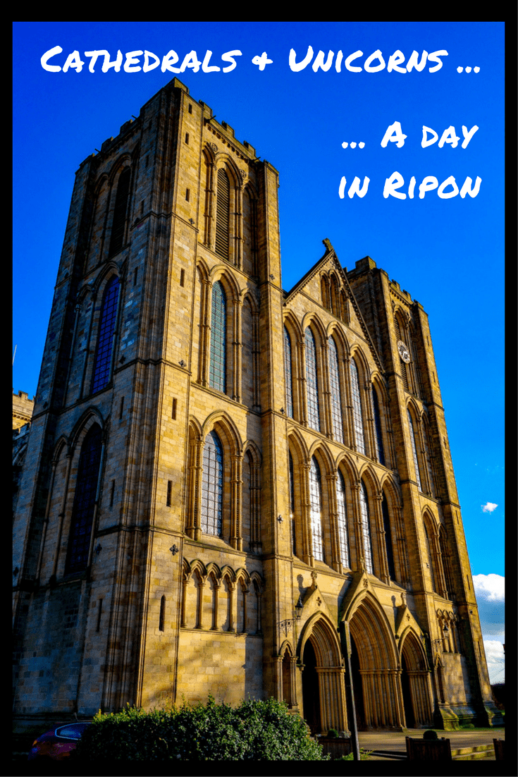 Ripon Cathedral.