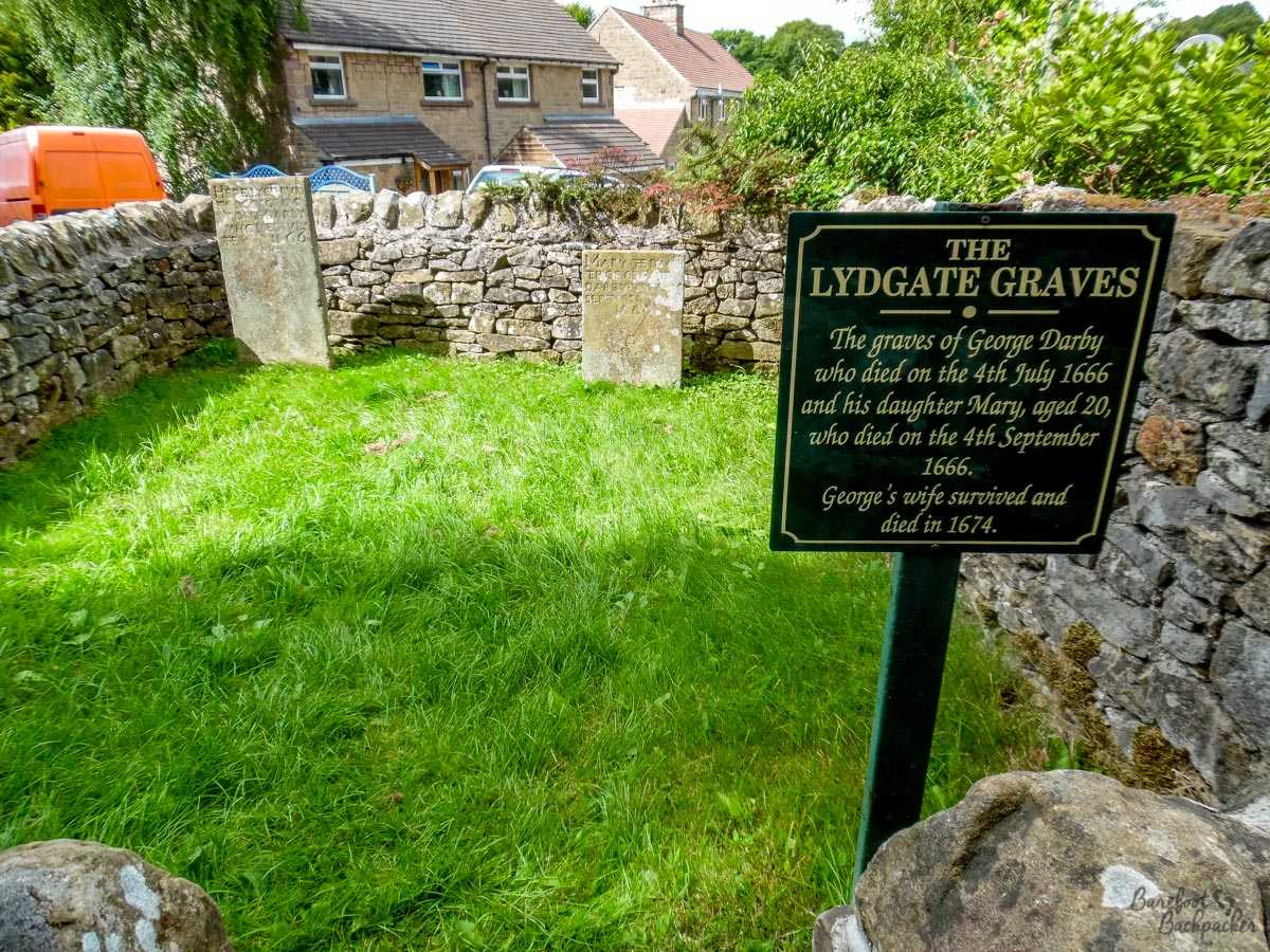 Plague Graves, Eyam.