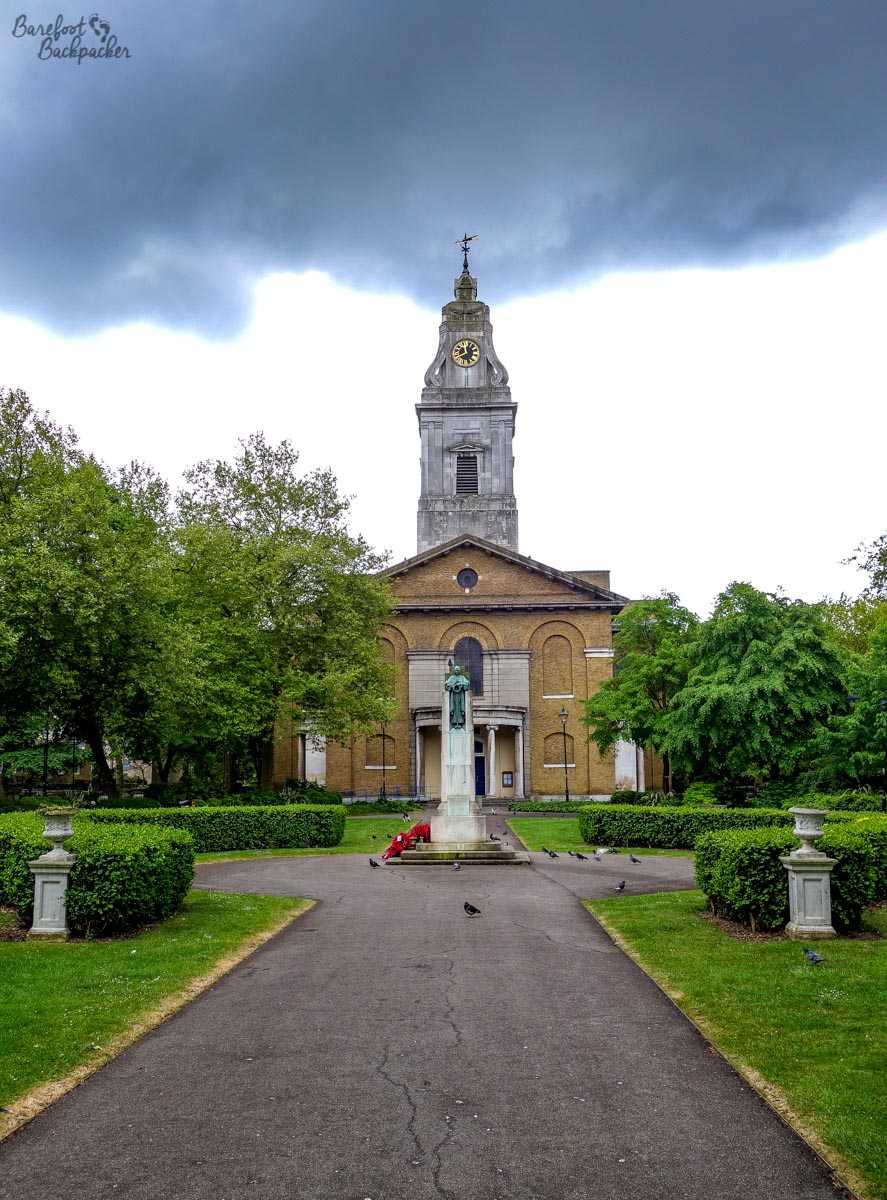 New St John-at-Hackney Church
