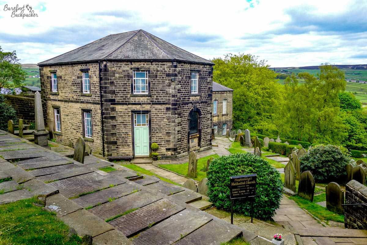 Heptonstall's Methodist Chapel