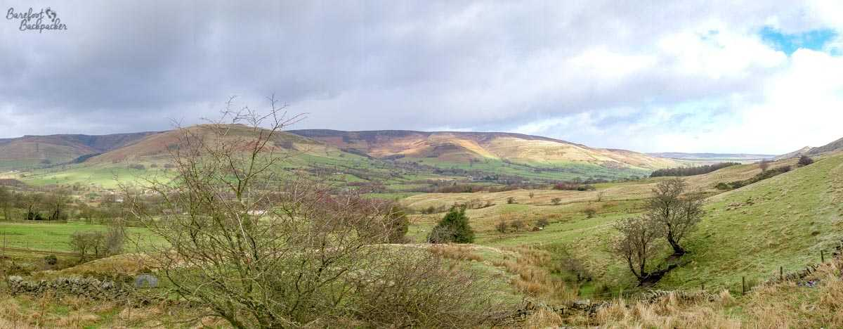The Hills of West Yorkshire, near Marsden