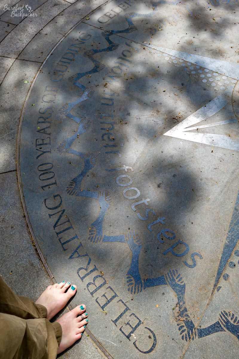Girl Guide Memorial