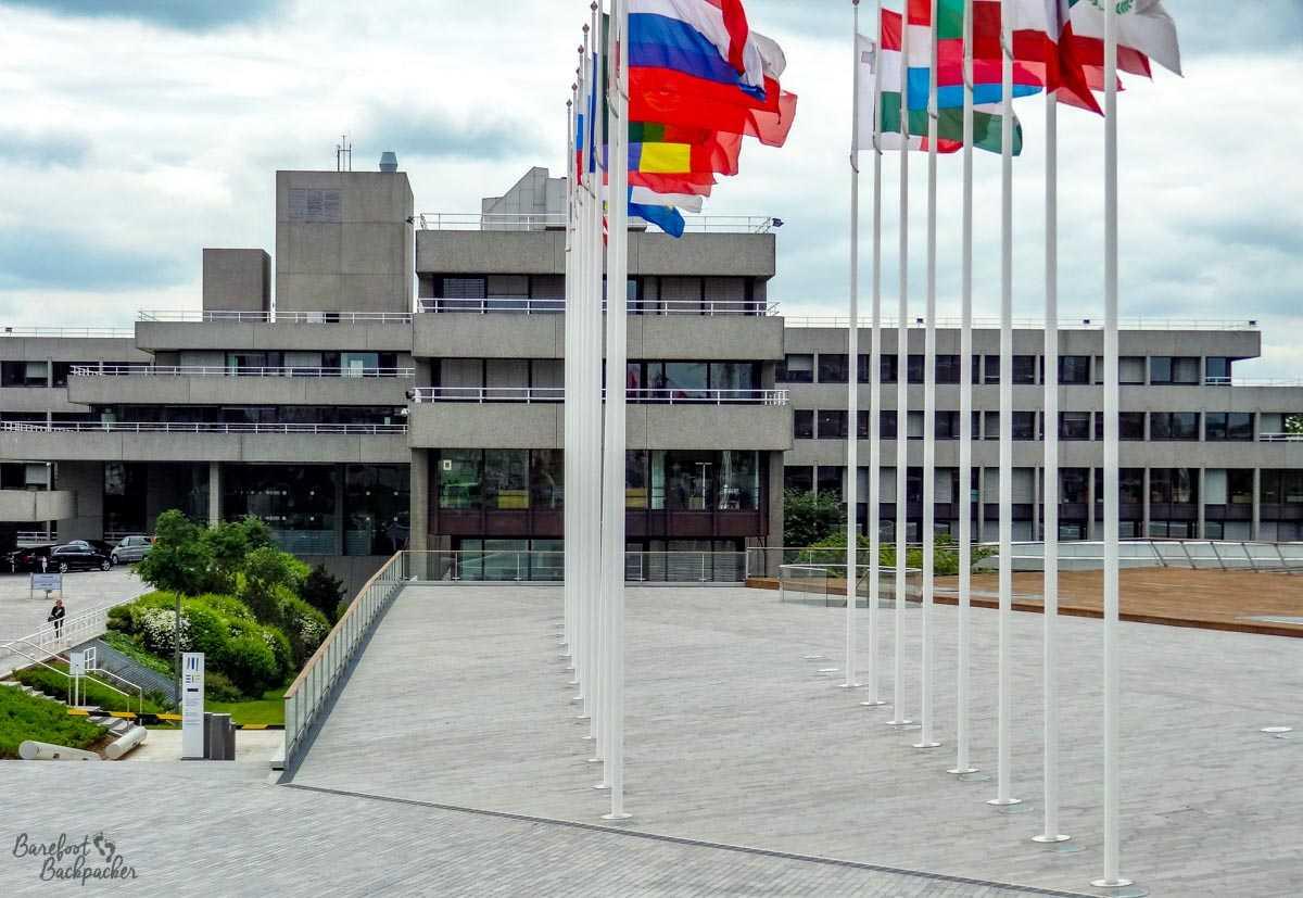 Luxembourg's EU centre