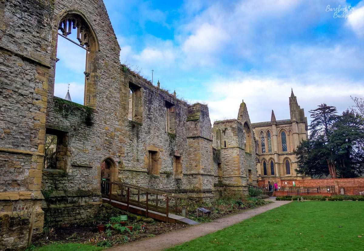 Ruins of Archbishop's Palace
