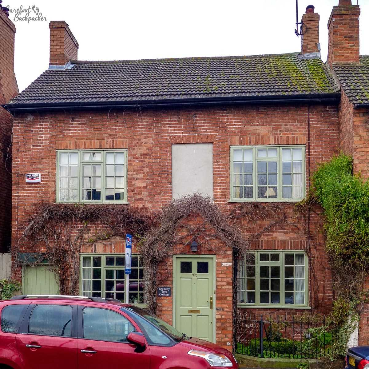 Bramley Tree Cottage in Southwell