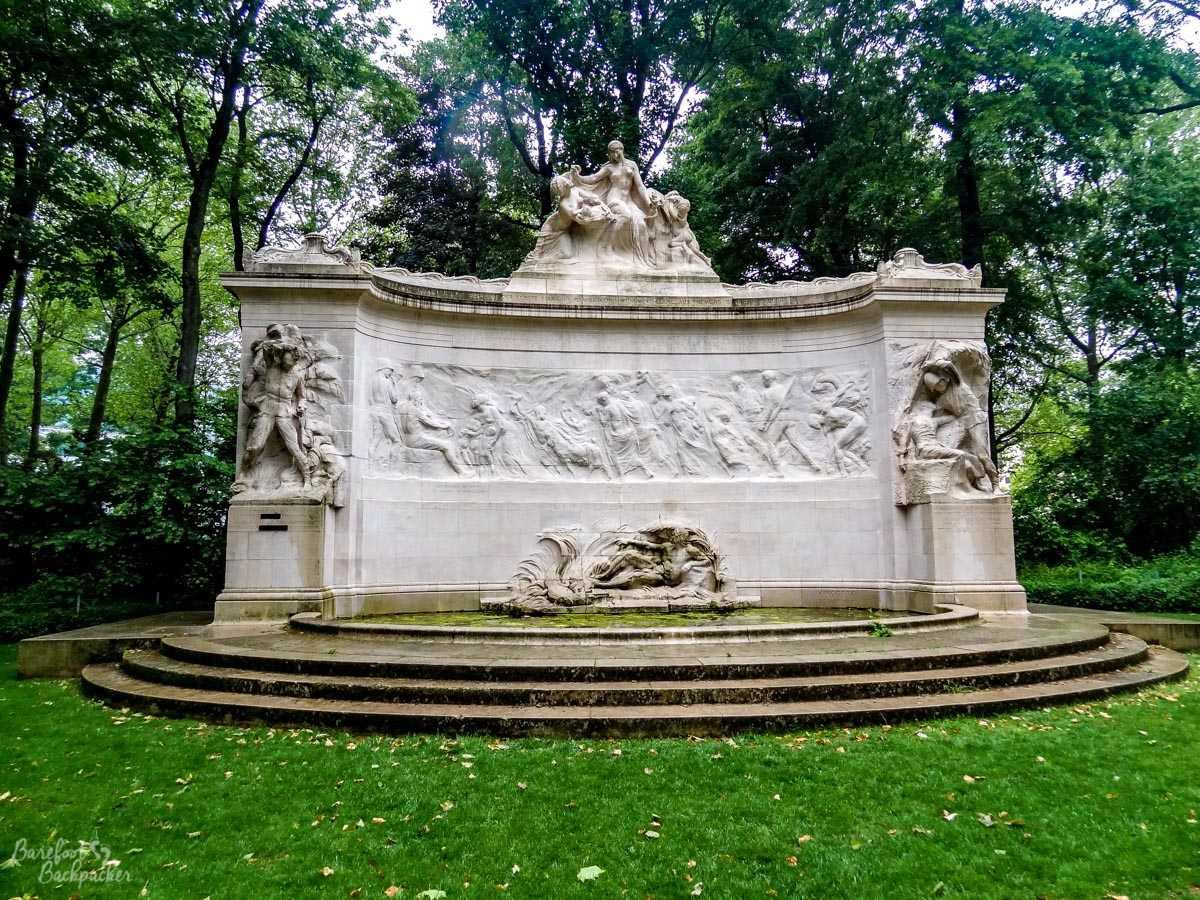 The Congo Monument