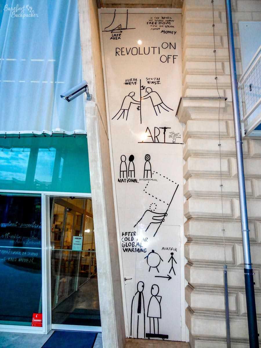 Modern Art in Ljubljana