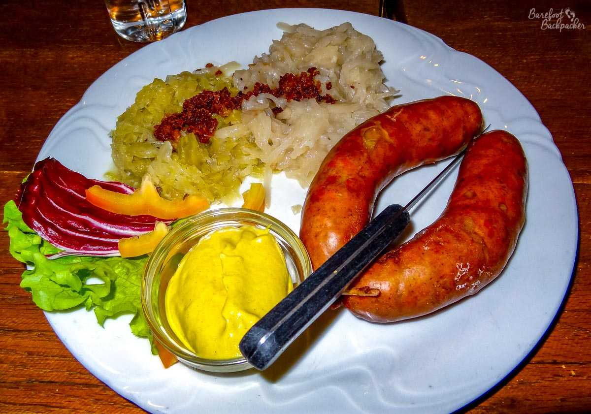Kranjska Sausage
