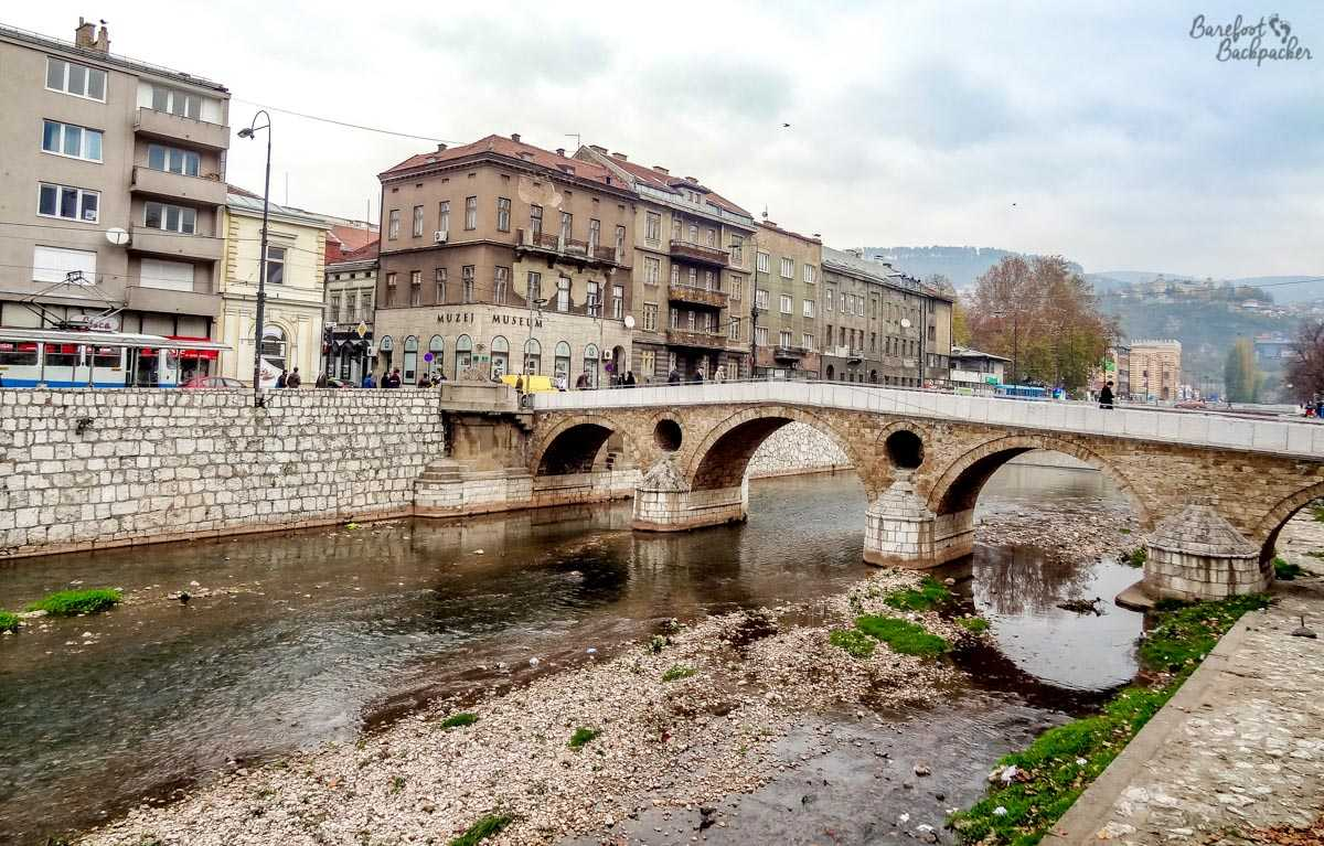 The Latin Bridge, Sarajevo