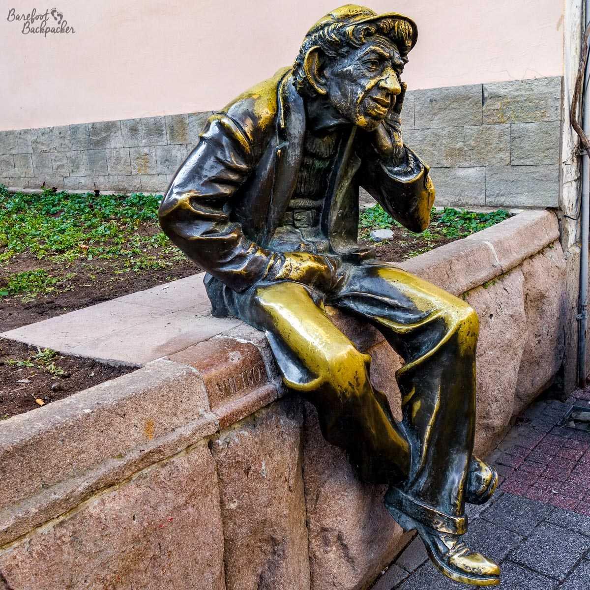 Statue of Milo, Plovdiv