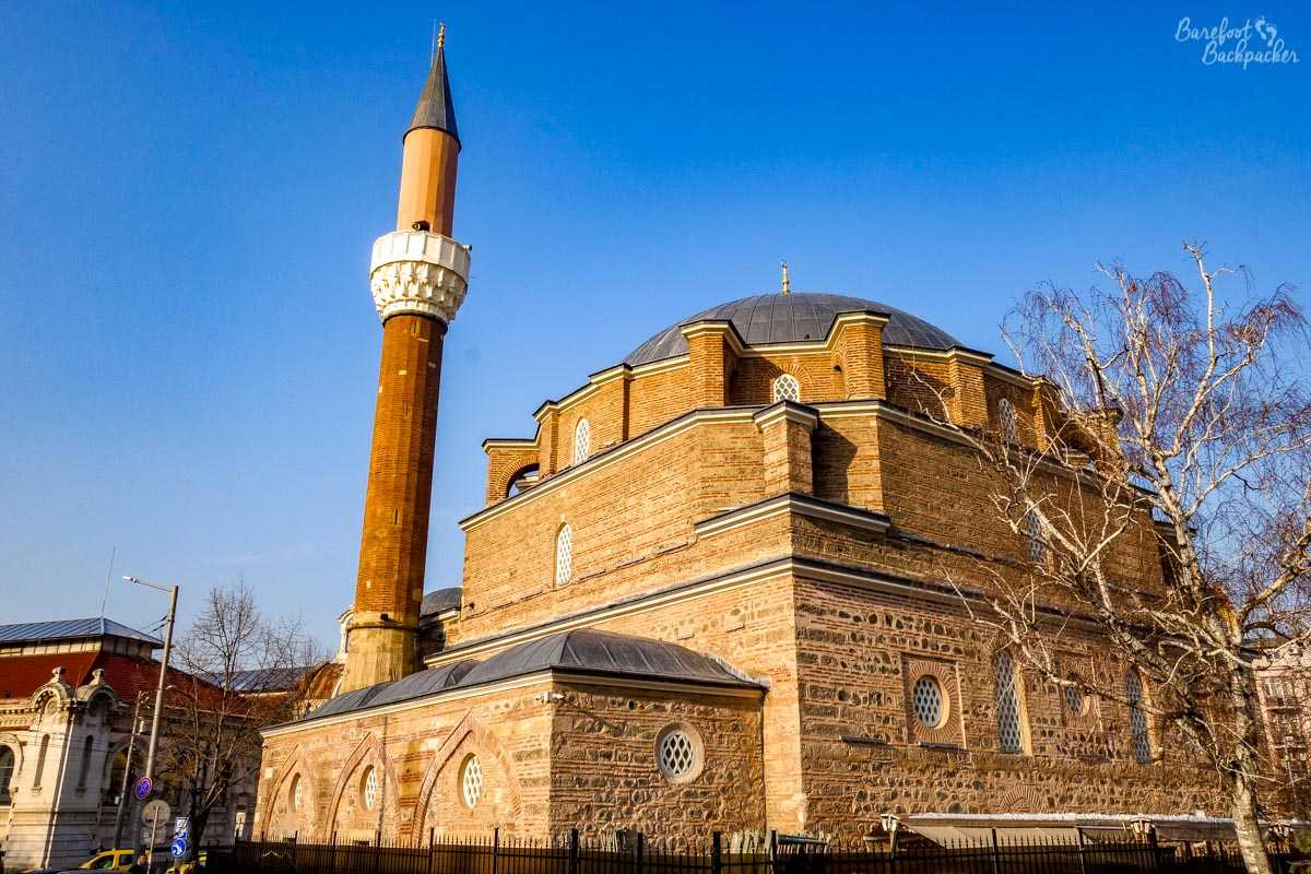 The Banya Bashi Mosque, Sofia