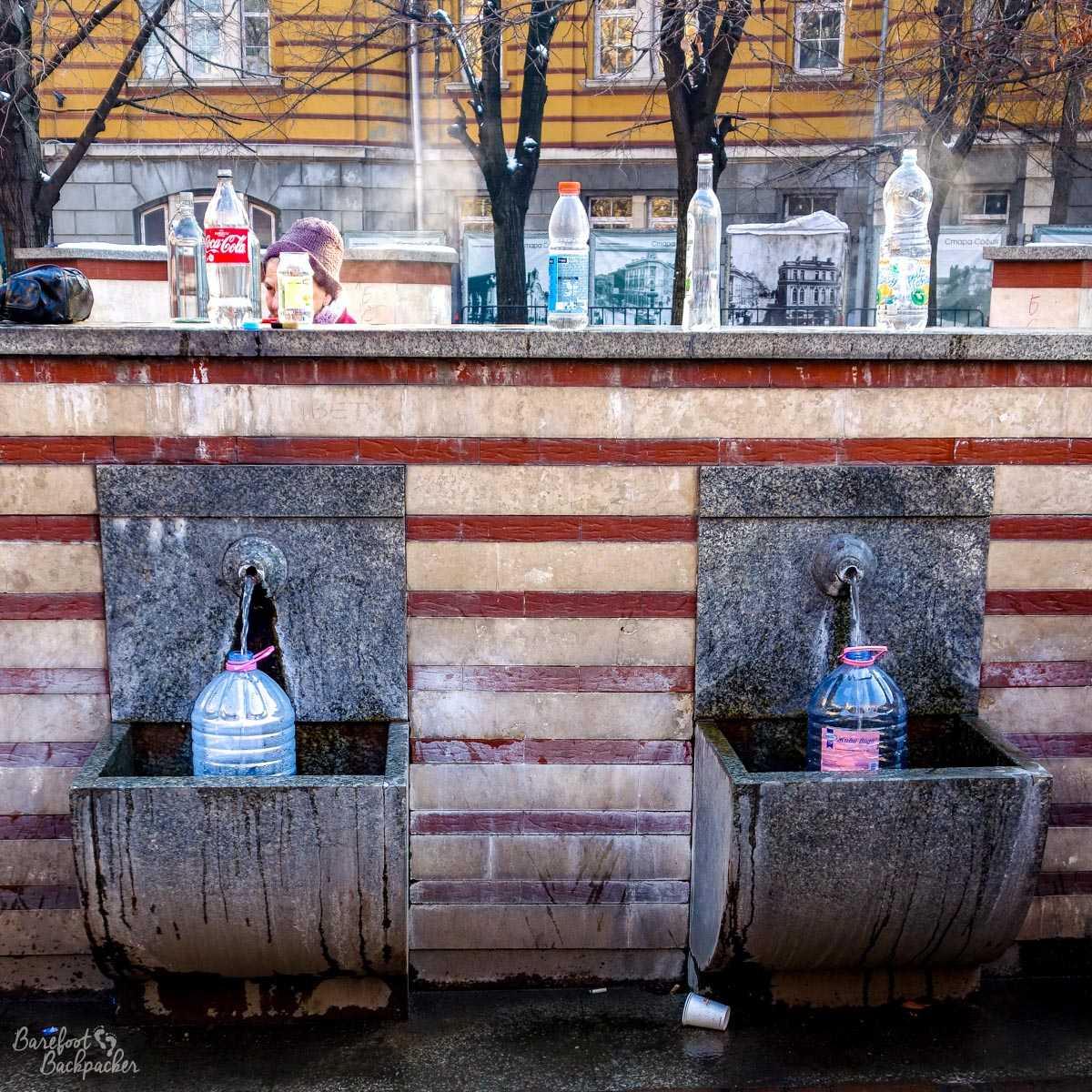 Hot Springs, Sofia