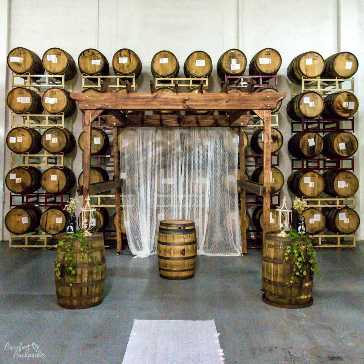 Wedding venue, Funky Buddha brewery
