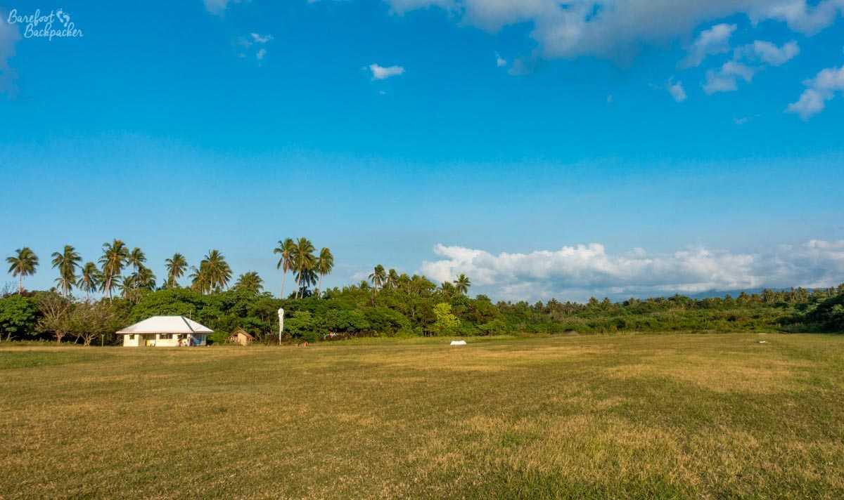 Ulei Airport, Ambrym, Vanuatu