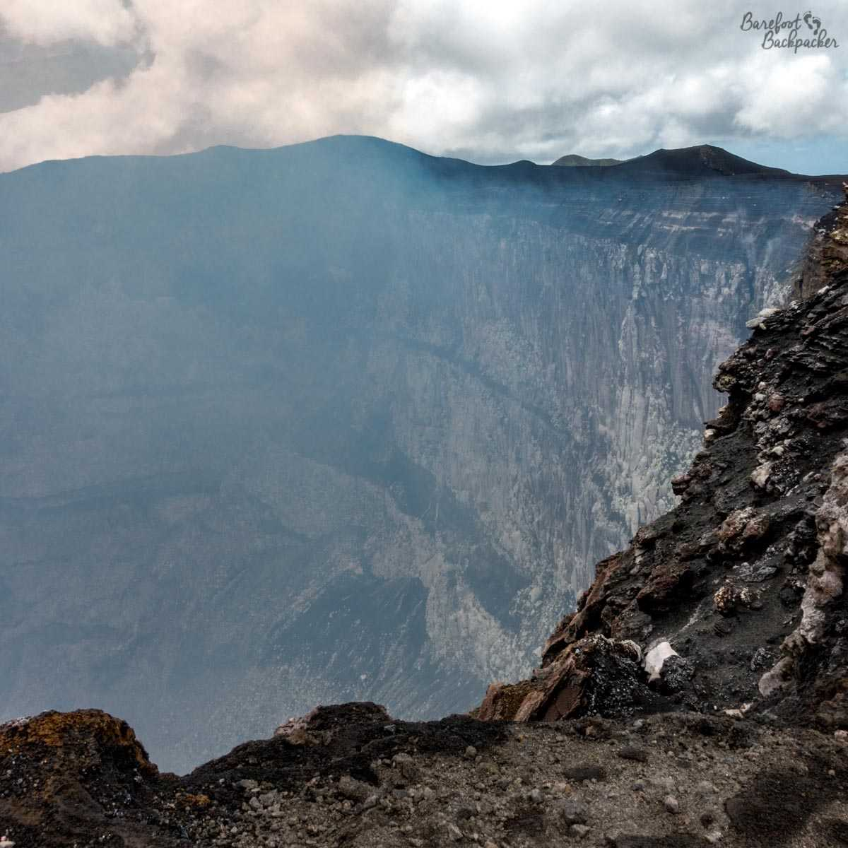 Mt Marum, Ambrym.