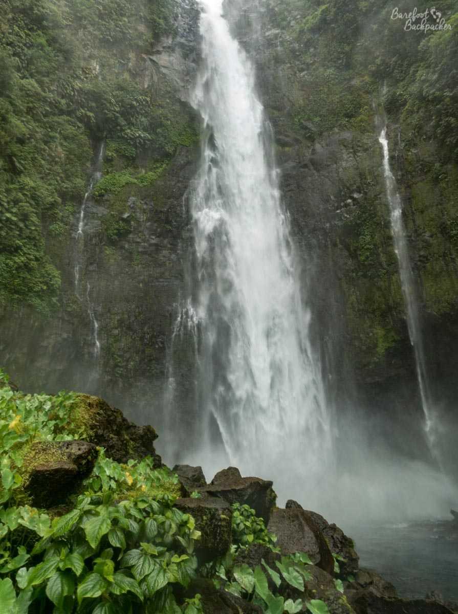 Siri Waterfall, Gaua.