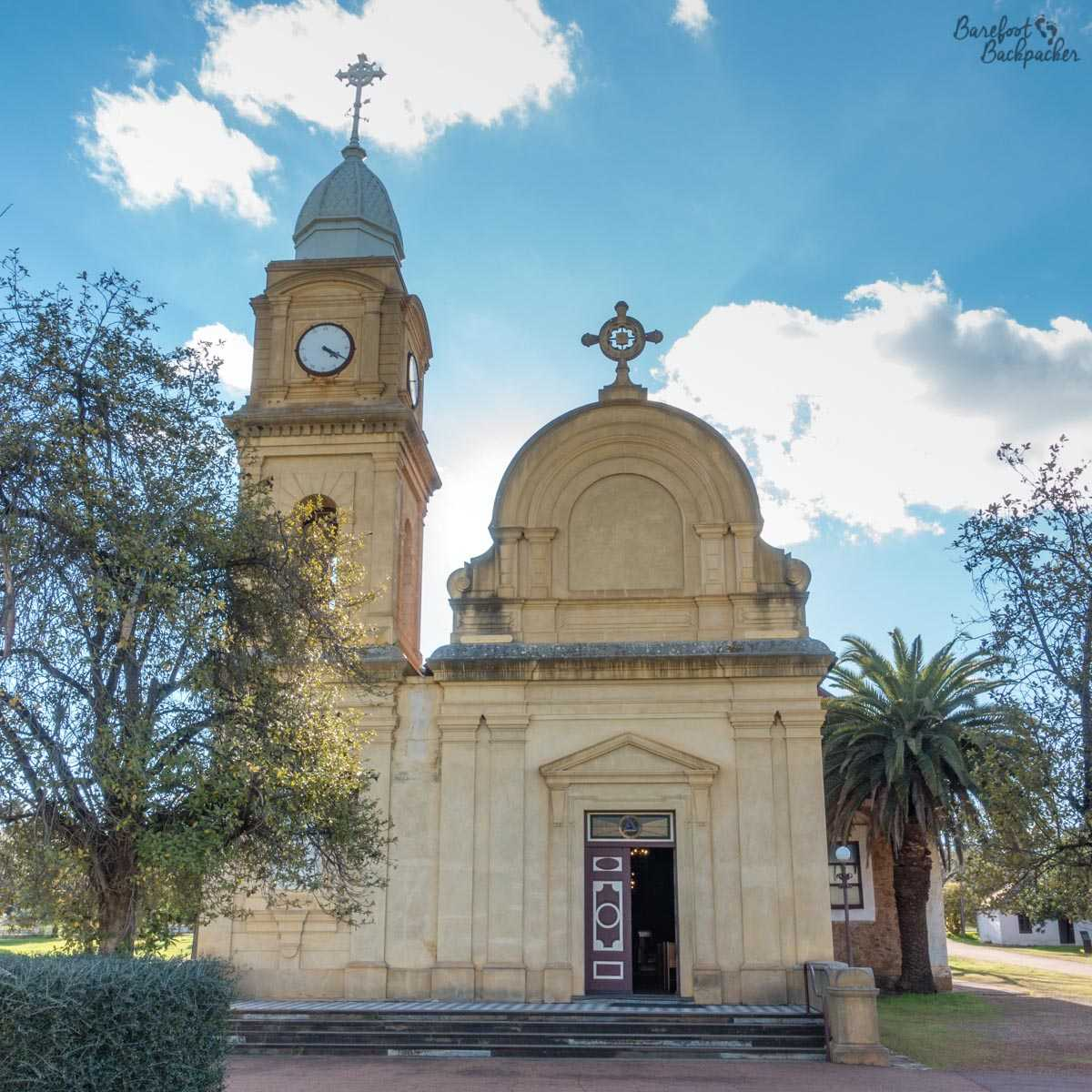 Abbey Church, New Norcia