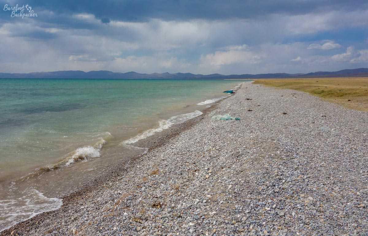 Song-Kol Lake