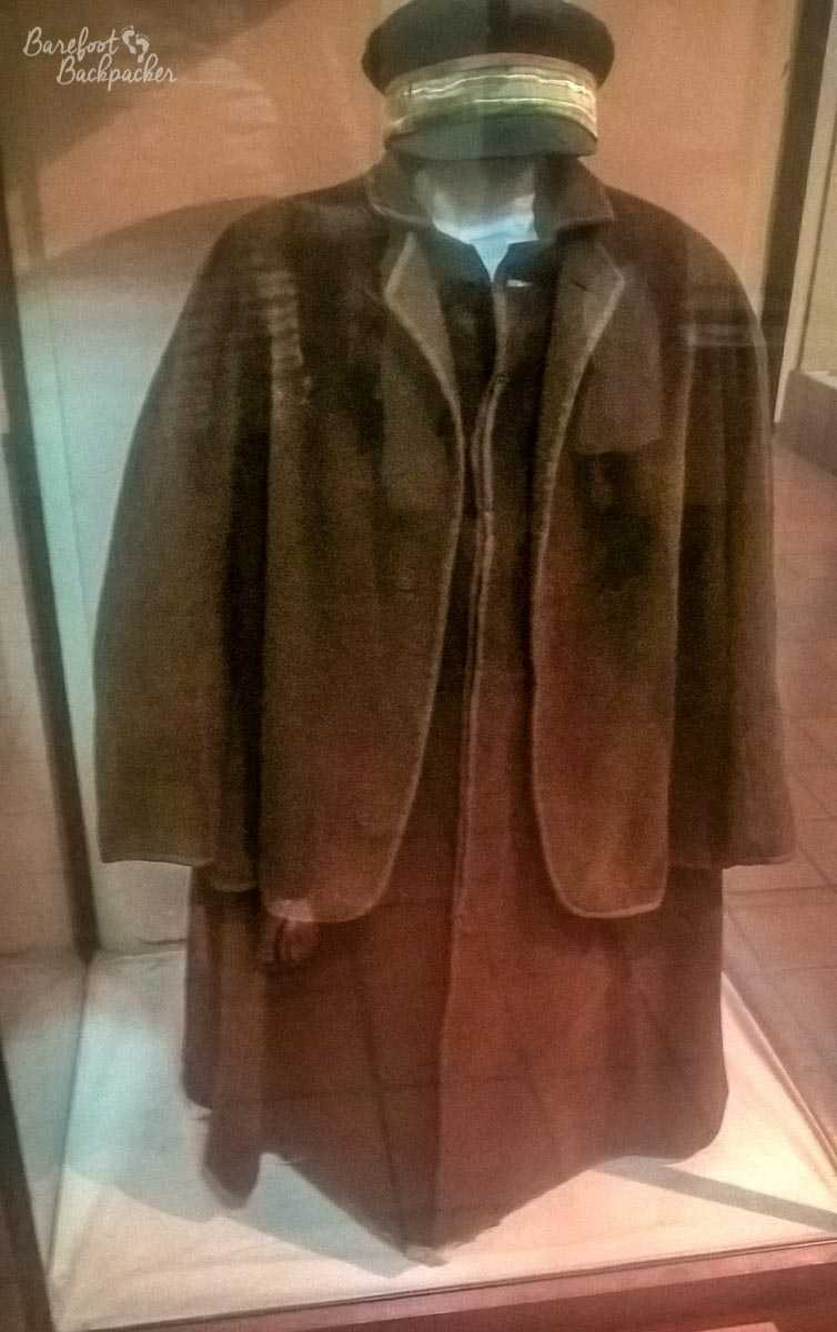 Dr Livingstone's Coat