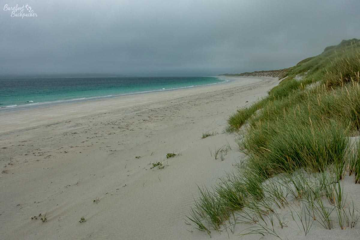 Kae Tae Beach, Thail....oh wait, no, it's the west beach on the island of Berneray. Easy mistake to make.